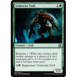 Verte - Undercity Troll (U) [IMA] (FOIL)