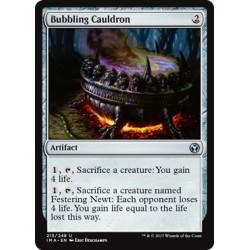 Artefact - Bubbling Cauldron (U) [IMA] (FOIL)