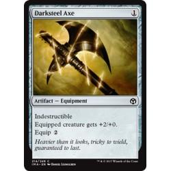 Artefact - Darksteel Axe (C) [IMA] (FOIL)