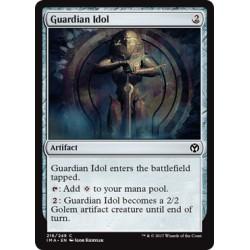 Artefact - Guardian Idol (C) [IMA] (FOIL)
