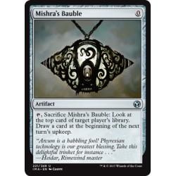 Artefact - Mishra's Bauble (U) [IMA] (FOIL)