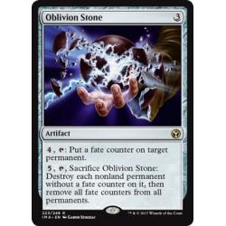 Artefact - Oblivion Stone (R) [IMA] (FOIL)