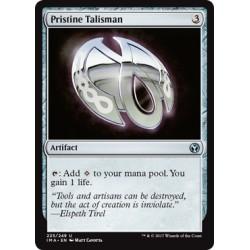Artefact - Pristine Talisman (U) [IMA] (FOIL)