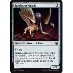 Artefact - Sandstone Oracle (U) [IMA] (FOIL)