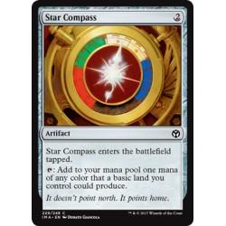 Artefact - Star Compass (C) [IMA] (FOIL)