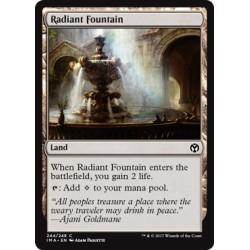 Terrain - Radiant Fountain (C) [IMA] (FOIL)