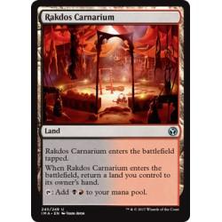 Terrain - Rakdos Carnarium (U) [IMA] (FOIL)