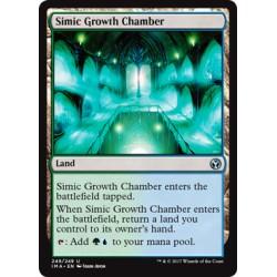 Terrain - Simic Growth Chamber (U) [IMA] (FOIL)