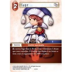 Final Fantasy - Feu - Sage  (FF4-011C)