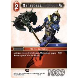 Final Fantasy - Feu - Maraudeur  (FF4-017R)