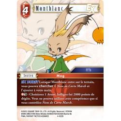 Final Fantasy - Feu - Montblanc  (FF4-022R)