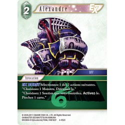 Final Fantasy - Vent - Alexandre  (FF4-052C)
