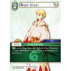 Final Fantasy - Vent - Mage blanc  (FF4-061C)