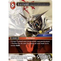 Final Fantasy - Feu - Garland  (FF4-005R) (Foil)