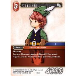Final Fantasy - Feu - Chasseur  (FF4-009C) (Foil)