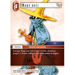 Final Fantasy - Feu - Mage noir  (FF4-010C) (Foil)