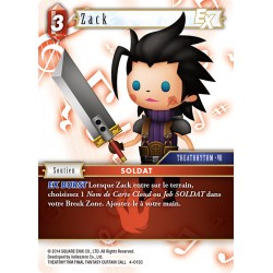 Final Fantasy - Feu - Zack  (FF4-013C) (Foil)