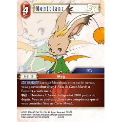 Final Fantasy - Feu - Montblanc  (FF4-022R) (Foil)
