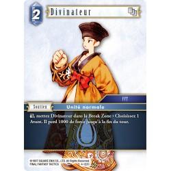 Final Fantasy - Eau - Divinateur  (FF4-122C) (Foil)