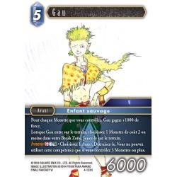 Final Fantasy - Eau - Gau  (FF4-123H) (Foil)