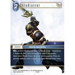 Final Fantasy - Eau - Gladiateur  (FF4-126R) (Foil)