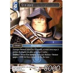 Final Fantasy - Eau - Steiner  (FF4-129L) (Foil)