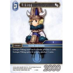 Final Fantasy - Eau - Viking  (FF4-133C) (Foil)