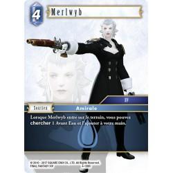 Final Fantasy - Eau - Merlwyb  (FF4-138R) (Foil)
