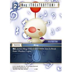 Final Fantasy - Eau - Mog (THEATRHYTHM)  (FF4-139C) (Foil)