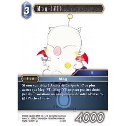 Final Fantasy - Eau - Mog (VI)  (FF4-140H) (Foil)