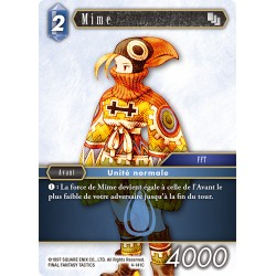 Final Fantasy - Eau - Mime  (FF4-141C) (Foil)