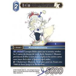 Final Fantasy - Eau - Relm  (FF4-144H) (Foil)