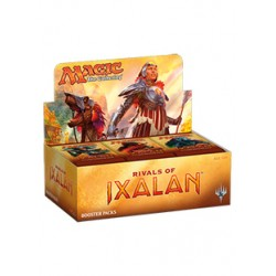 Boite Magic Rivals of Ixalan VO (36 boosters) (19/01/18)
