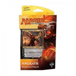 Lot des 2 Decks Magic Combattants d'Ixalan VO