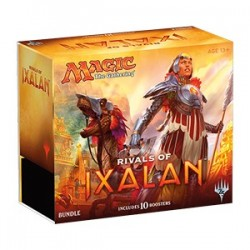 Bundle (Fat Pack) Magic Rivals of Ixalan VO