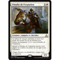 Blanche - Paladin de l'expiation (R) [RIX]