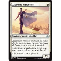 Blanche - Aspirante marcheciel (U) [RIX]
