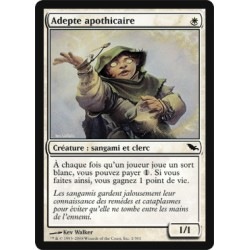 Blanche - Adepte apothicaire (C)