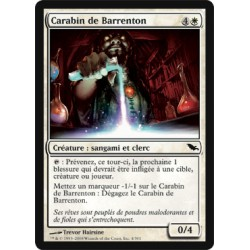 Blanche - Carabin de Barrenton (C)