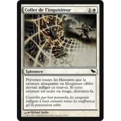 Blanche - Collet de l'inquisiteur (C)