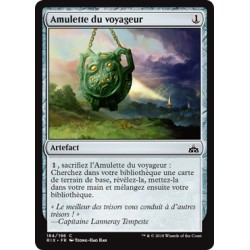 Artefact - Amulette du voyageur (C) [RIX]