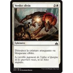 Blanche - Verdict divin (C FOIL) [RIX]