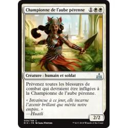 Blanche - Championne de l'aube pérenne (U FOIL) [RIX]