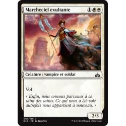 Blanche - Marcheciel exultante (C FOIL) [RIX]