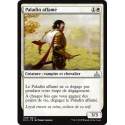 Blanche - Paladin affamé (U FOIL) [RIX]