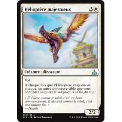 Blanche - Hélioptère majestueux (U FOIL) [RIX]