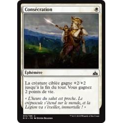 Blanche - Consécration (C FOIL) [RIX]