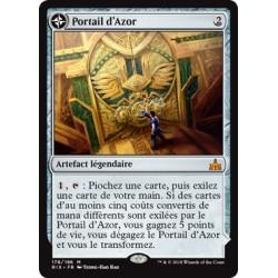 Artefact - Portail d'Azor (M FOIL) [RIX]