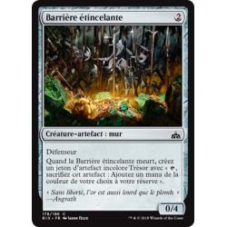 Artefact - Barrière étincelante (C FOIL) [RIX]