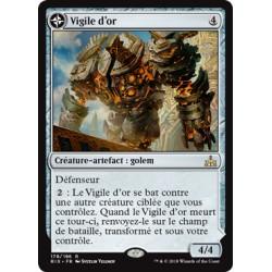 Artefact - Vigile d'or (R FOIL) [RIX]